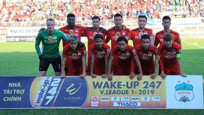 Trực tiếp SHB Đà Nẵng vs HAGL vòng 11 V-League 2019