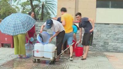 Hàng nghìn hộ dân tại Hà Nội mất nước