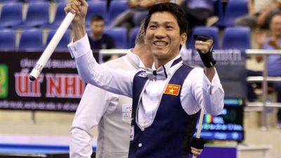 'Vua cơ điên' Việt đánh bại cơ thủ số 1 thế giới