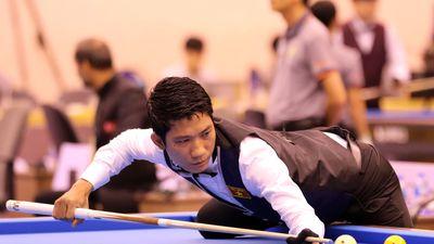 Ngô Đình Nại dừng bước trước 'thiên tài' billiards thế giới