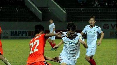 HLV HAGL nói gì khi đội nhà để thua đáng tiếc trước Đà Nẵng ở vòng 11?