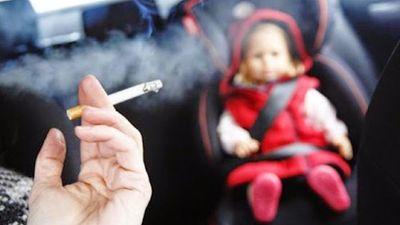 Hút thuốc thụ động, 165.000 trẻ em tử vong sớm