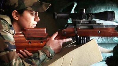 Cận cảnh súng bắn tỉa Nga được lính Syria yêu thích