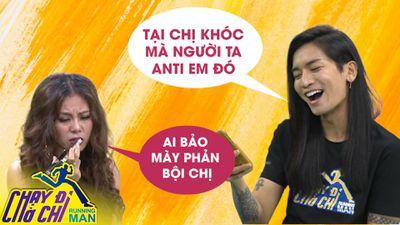 BB Trần gọi Nam Thư chứng tỏ tình chị em không sứt mẻ sau màn phản bội xé bảng tên