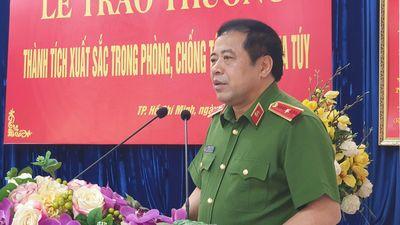 Tướng Phạm Văn Các hé lộ lý do phát hiện nhiều vụ ma túy 'khủng'