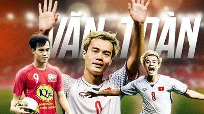 Văn Toàn, từ sự ghẻ lạnh đến cầu thủ hay nhất Việt Nam