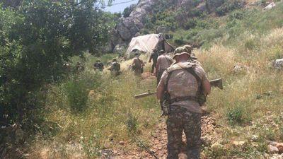 Lực lượng đặc biệt Nga tác chiến ở tiền tuyến phía bắc Syria