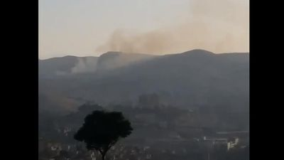 Kho vũ khí phát nổ làm rung chuyển thủ đô của Syria