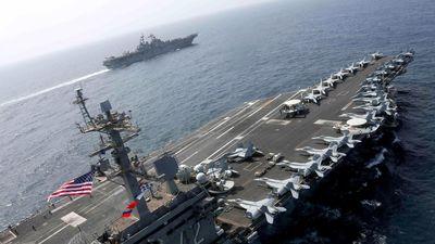 Mỹ đang ráo riết lên kế hoạch không kích Iran?