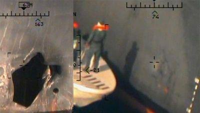 Mỹ trưng thêm bằng chứng Iran tấn công tàu dầu