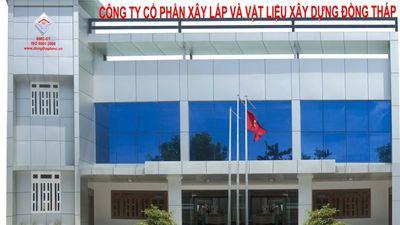 Công ty CP Xây Lắp và VLXD Đồng Tháp đã trúng thầu mảnh đất 19.000m2 của gia đình ông Trần Trọng Kim như thế nào?