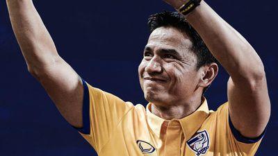 Kiatisak lên tiếng về vị trí HLV trưởng tuyển Thái Lan