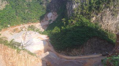 Lạng Sơn: Vùng na Hữu Lũng 'nát bầm' vì mỏ đá