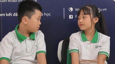 Chương trình hè giúp trẻ học tiếng Anh chuẩn quốc tế