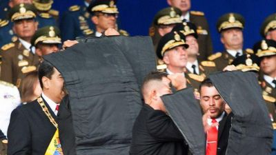 Tổng thống Venezuela tố nước ngoài 'bơm' 20 triệu USD nhằm ám sát ông