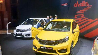 Về Việt Nam, giá Honda Brio cao hơn 120 triệu đồng so với Indonesia, Philippines
