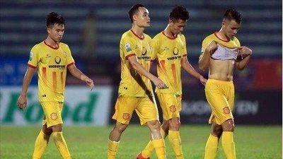 CLB Nam Định nhận một loạt án phạt từ BTC V.League 2019