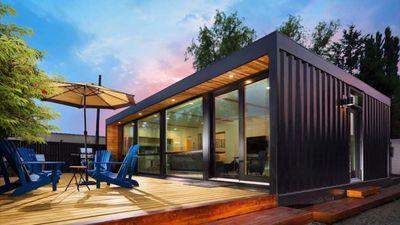 Những ngôi nhà container đặc biệt giúp tiết kiệm không gian