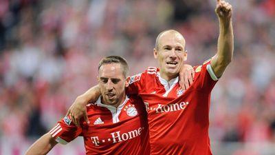 Robben, Ribery vào đội hình ngôi sao miễn phí hè 2019