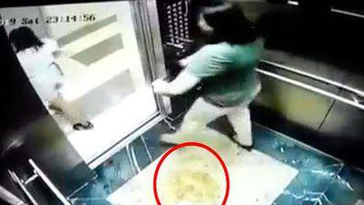 Người phụ nữ 'tè bậy' trong thang máy: BQL tòa nhà không có quyền xử phạt