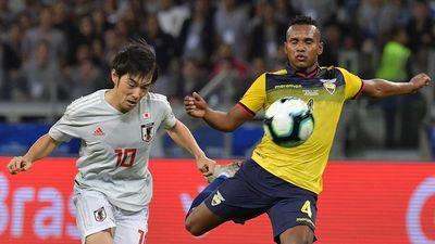 Hòa tiếc nuối Ecuador, Nhật Bản bị loại khỏi Copa America 2019