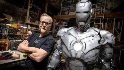 Cách tự chế bộ giáp Iron Man ngoài đời thực, có thể bay và chống đạn