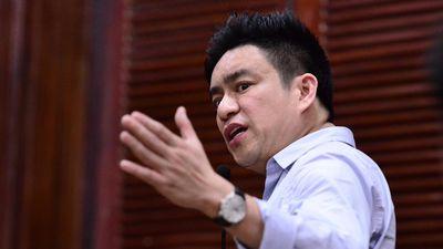 Bác sĩ Chiêm Quốc Thái bức xúc cho rằng kẻ chủ mưu chưa bị bắt