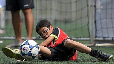 HLV Chung Hae-seong tìm kiếm tài năng trẻ cho CLB TP.HCM