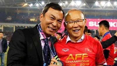 Phó chủ tịch VFF giữ chức Chủ tịch Ủy ban thi đấu AFC