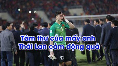 Đặng Văn Lâm giành niềm tin tuyệt đối và lời tán dương từ Muangthong United