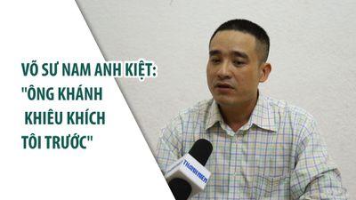 Vì sao ông Kiệt không chấp ông Khánh 1 tay, 1 chân khi ra đòn?