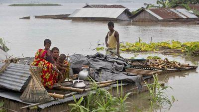 Ấn Độ - Nepal căng thẳng vì lũ lụt