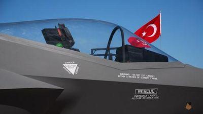 Bị 'đá' ra khỏi chương trình F-35, Thổ Nhĩ Kỳ mất trắng 9 tỷ USD