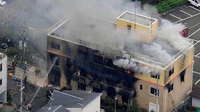 Lao vào xưởng phim hoạt hình phóng hỏa làm 1 người chết, gần 40 người bị thương