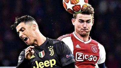 De Ligt: 'Thật vinh dự khi được Ronaldo mời đến Juventus'