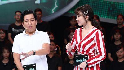 Trường Giang - Hari Won tiếp tục làm MC Nhanh như chớp mùa 3