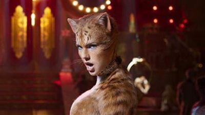 Phim về người mèo của Taylor Swift bị khán giả chê bai