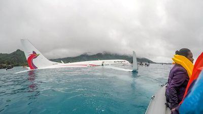 Phi công phớt lờ cảnh báo, máy bay chở 47 người lao đầu xuống biển