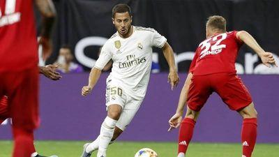 Real thua cay đắng Bayern Munich: Benzema và Hazard tịt ngòi