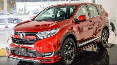 Honda ra mắt CR-V Mugen Limited Edition từ 865 triệu đồng