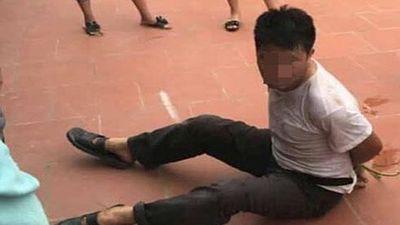 Hưng Yên: Vì sao nghi phạm sàm sỡ bé gái 14 tuổi chưa chịu 'hé miệng?