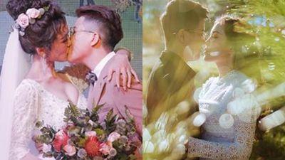 Vợ hát 'chồng' đọc rap - cặp đôi đồng tính nổi tiếng LGBT biến đám cưới thành thiên đường âm nhạc đậm sắc màu