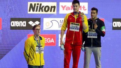 FINA cảnh cáo Horton cần tôn trọng Sun Yang