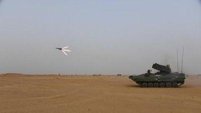 Ấn Độ có tên lửa chống tăng kiểu mới, phù hợp với Việt Nam?