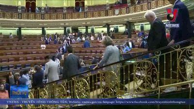 Quyền Thủ tướng Tây Ban Nha không vượt qua bỏ phiếu tín nhiệm