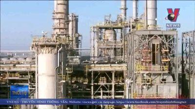 Giá dầu thế giới tiếp tục tăng vì căng thẳng Mỹ - Iran