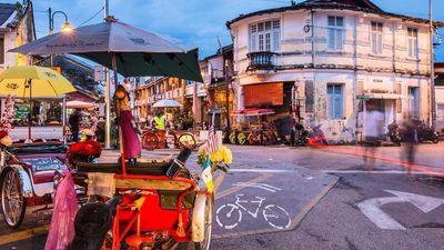 Khám phá 'hòn đảo ngọc phương Đông' ở Malaysia