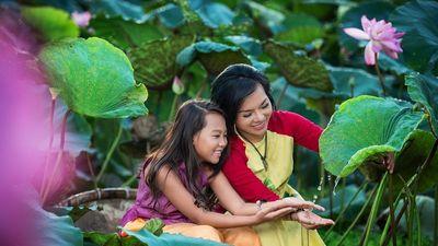 Tiết lộ về bản 'hợp đồng mẫu tử' giữa Thái Thùy Linh và con gái