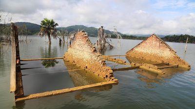 Còn gì trong hồ chứa nước lớn thứ 3 Việt Nam?