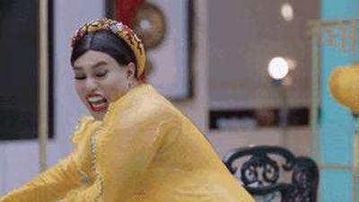 Những màn gây cười làm lố từ phim Hong Kong trong MV Hà Hồ